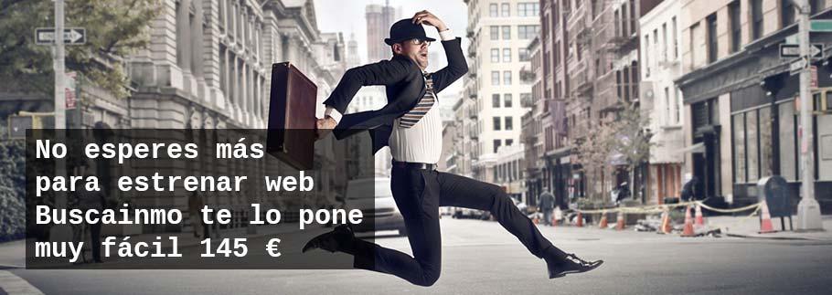 web para inmobiliarias