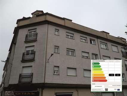 Piso en venta en Noia comercializa Inmobiliaria Corredoira