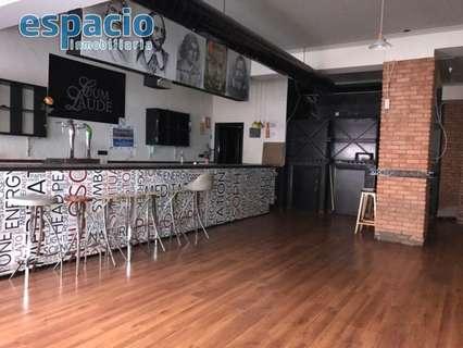 Local comercial en venta en Ponferrada comercializa Espacio Inmobiliaria