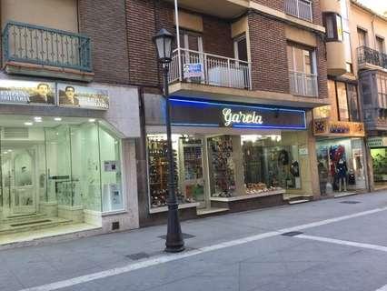 Local comercial en alquiler en Zamora comercializa Tempux Inmobiliaria