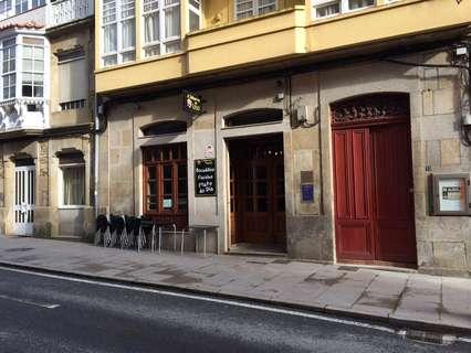 Bar en venta en Noia zona Rúa Costa do Ferrador comercializa Inmobiliaria Margalaica