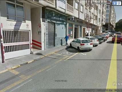 Plaza de parking en venta en Noia zona Rúa Perito Basilio