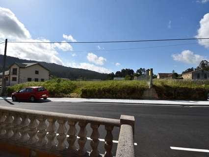 Parcela urbanizable en venta en Lousame zona Abeixón