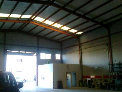 Nave industrial en venta en Dúrcal zona Marchena comercializa Inmobiliaria INMODOSMIL