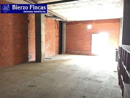 Local comercial en alquiler en Ponferrada comercializa Inmobiliaria Bierzo Fincas