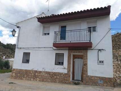 Casa en venta en Letur