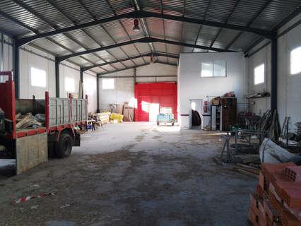 Nave industrial en venta en Calasparra