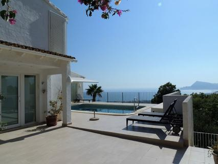 Casa en alquiler de temporada en Altea comercializa Inmobiliaria So Home Real Estate