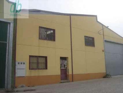 Nave industrial en venta en Chinchilla de Monte-Aragón comercializa Inmobiliaria DeBanco