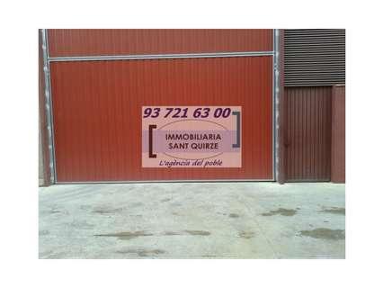 Nave industrial en venta en Sant Quirze del Vallès