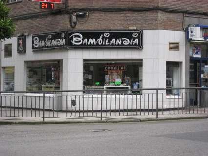 Local comercial en alquiler en Oviedo
