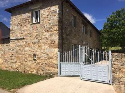 Casa rústica en venta en Becerreá,  rebajada