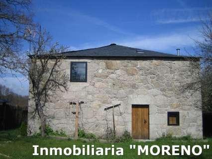 Casa rústica en venta en O Páramo