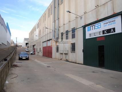 Nave industrial en venta en Soria