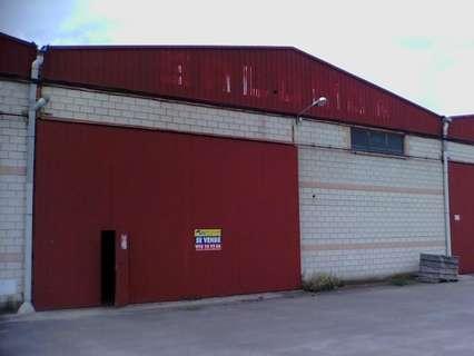Nave industrial en venta en Villanueva de Gállego