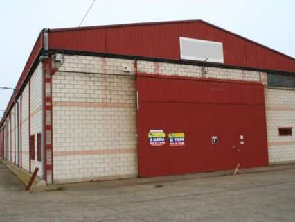 Nave industrial en venta en Villanueva de Gállego, rebajada