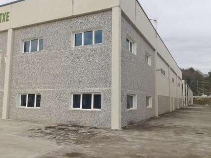 Nave industrial en venta en Lekunberri, rebajada