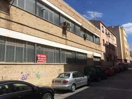 Nave industrial en venta en Villena, rebajada