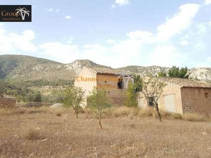 Casa en venta en Algueña