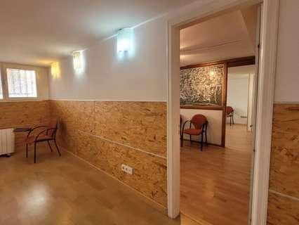 Oficinas en alquiler en Soria