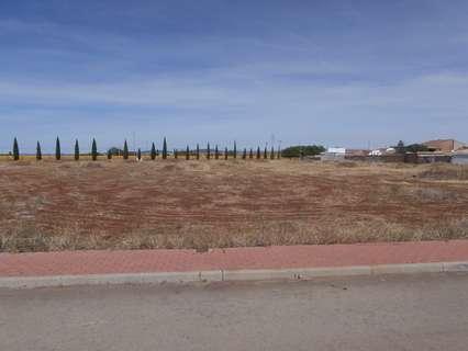 Parcelas en venta en Argamasilla de Calatrava