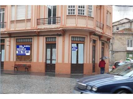 Local comercial en alquiler en Monforte de Lemos