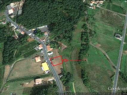Parcela urbanizable en venta en Lousame zona San Roquiño
