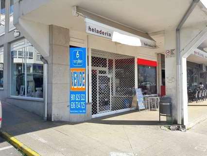 Local comercial en venta en Noia zona Hermanos Labarta