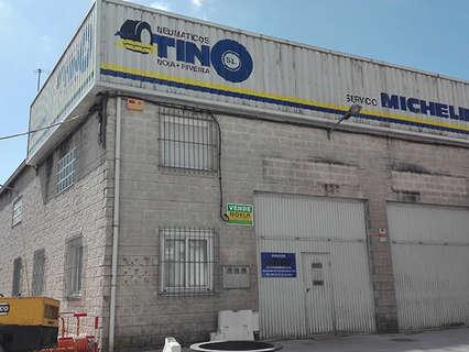 Nave industrial en venta en Noia zona A Rasa