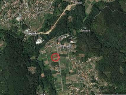 Parcela urbana en venta en Lousame zona Portobravo