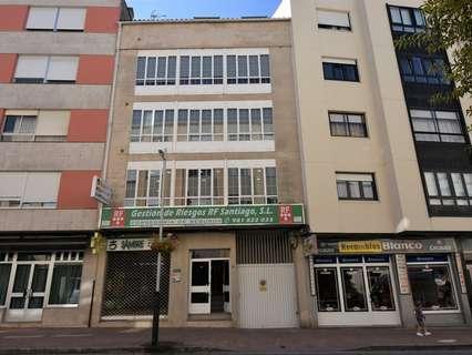 Piso en venta en Noia zona Rúa de Galicia