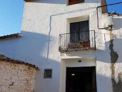 Casas en venta en Albentosa