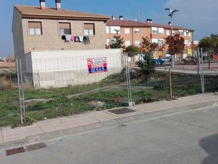 Parcela urbana en venta en Marcilla