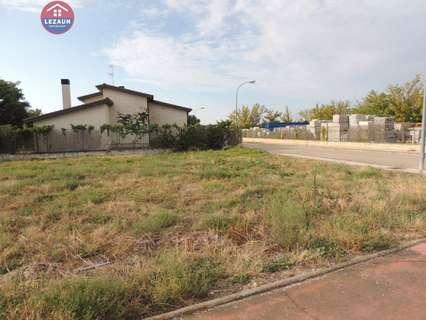 Parcela urbana en venta en Olite/Erriberri