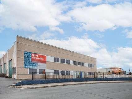 Nave industrial en venta en Ávila, rebajada