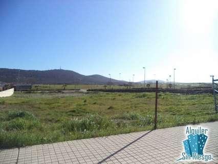 Parcela rústica en venta en Cáceres