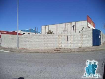 Parcela industrial en venta en Malpartida de Cáceres