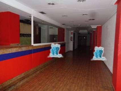 Local comercial en alquiler en Cáceres, rebajado