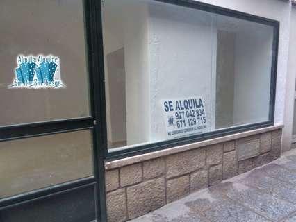 Locales comerciales en venta en Cáceres