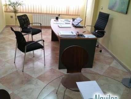Despacho en alquiler en Cáceres