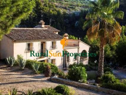 Casas rústicas en venta en Penàguila