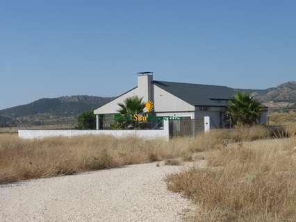 Casas rústicas en venta en El Pinós/Pinoso