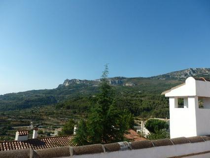 Pisos en venta en El Castell de Guadalest