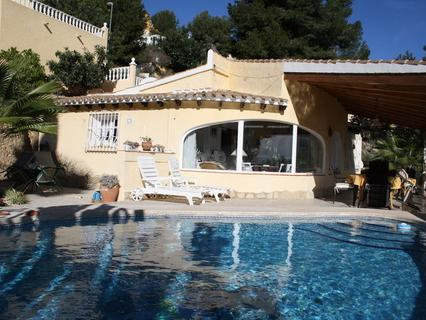 Casa en venta en La Nucía