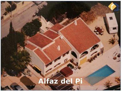 Casa en alquiler en L'Alfàs del Pi