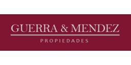 logo Inmobiliaria Guerra & Méndez Propiedades
