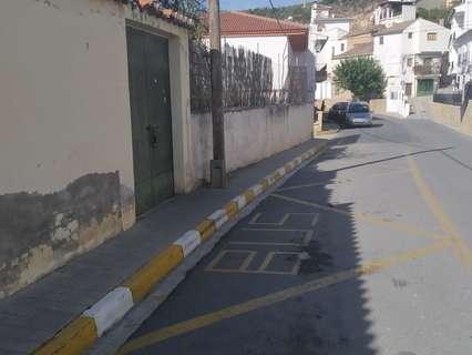 Parcela urbana en venta en Albuñuelas