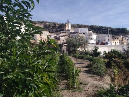 Parcela urbanizable en venta en Albuñuelas