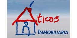logo Áticos Inmobiliaria