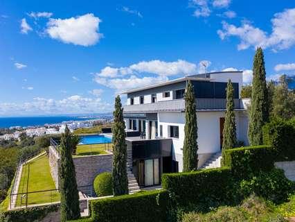 Villa en venta en Marbella zona Altos de los Monteros